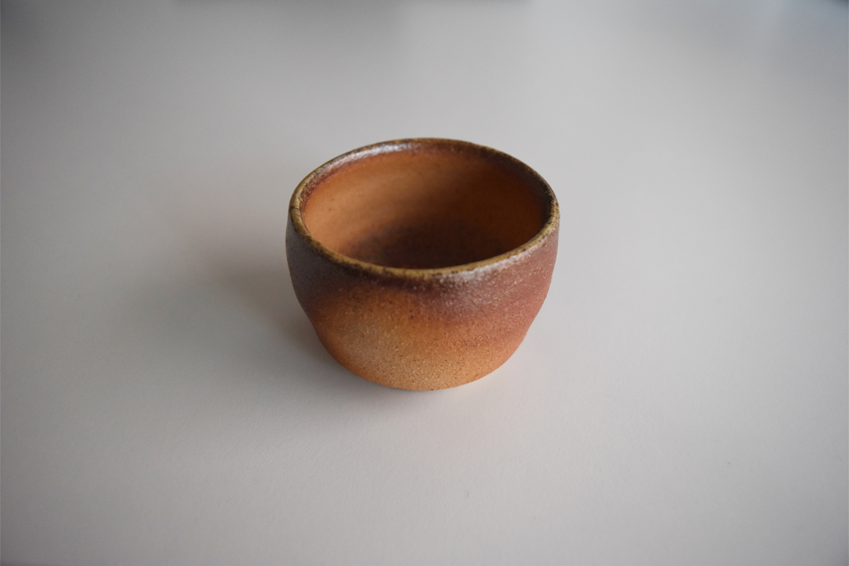 陶器のお猪口