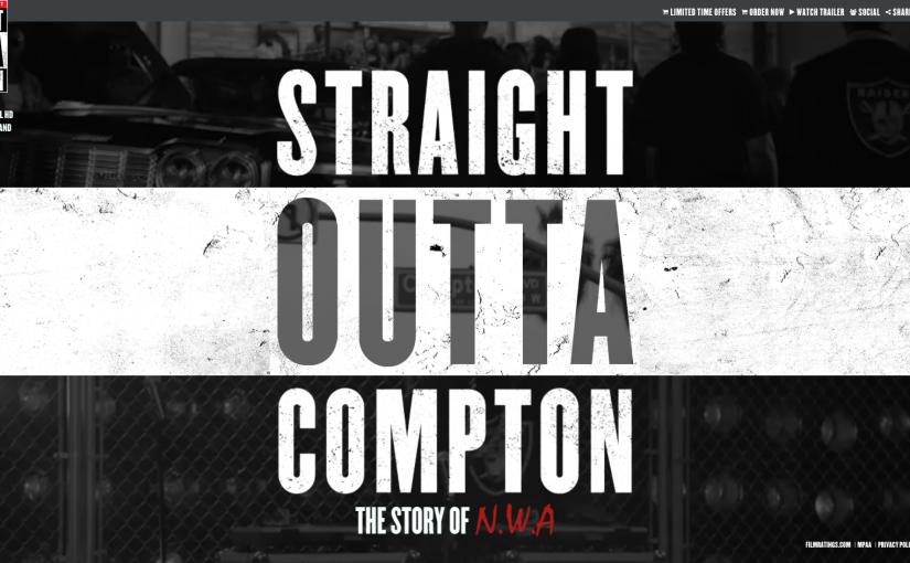 ストレイト・アウタ・コンプトン – Straight Outta Compton