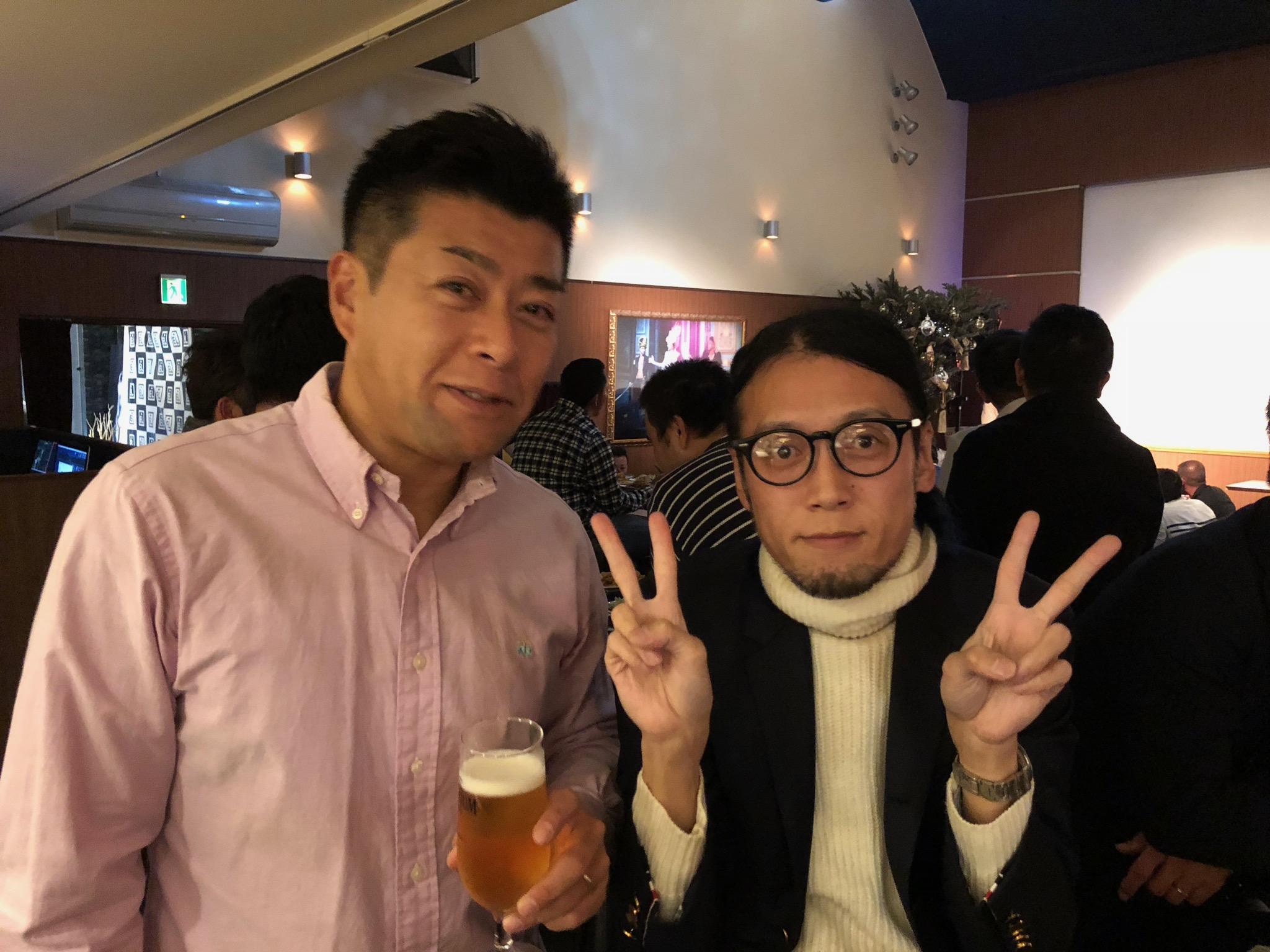20171125潤&美保結婚祝いパーティー