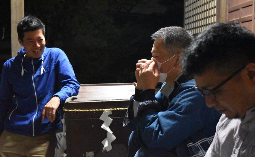 浜松まつり 広沢町ひ組(日枝神社)
