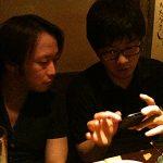 K氏とA氏との食事