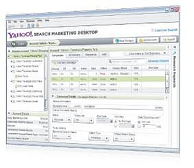 Yahoo! Search Marketing Desktop Tool