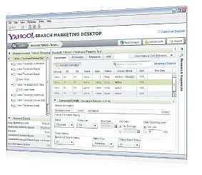 Yahoo! Search Marketing Desktop Tool