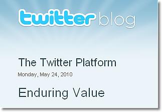 Twitter API利用規約