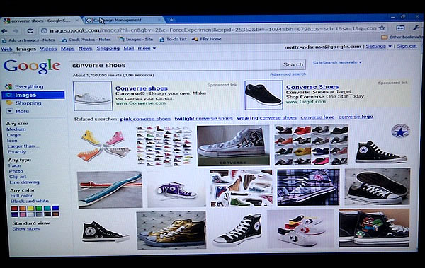 AdWords Image Search Ads