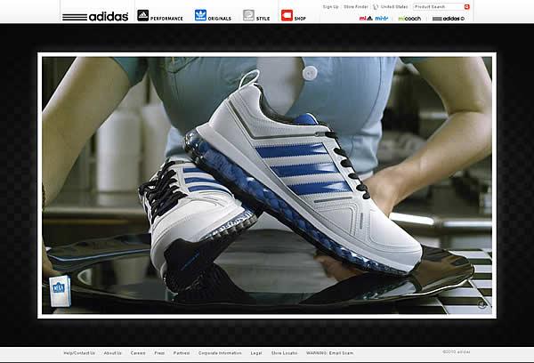 adidas Originaks MEGA Diner で提案されたスニーカー