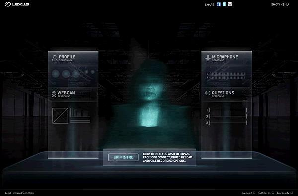 LEXUS - Darker Side of Green