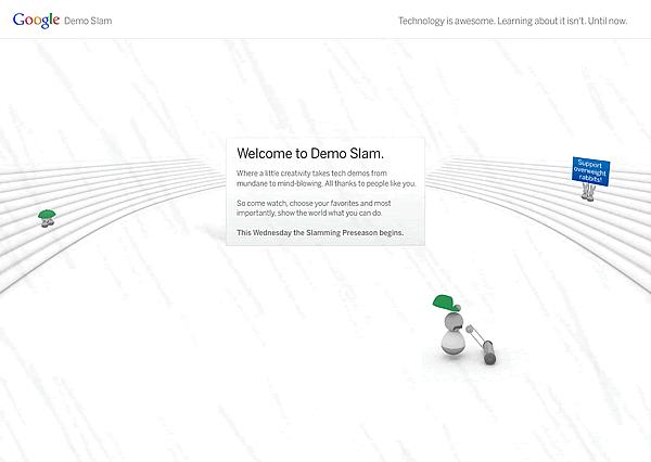 Google Demo Slam
