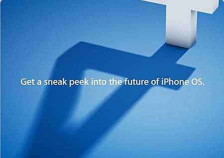 Get a sneak peek into the future of iPhone OS - iPhone OS 4.0