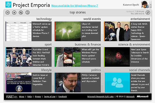 bing Matchbox Emporia project