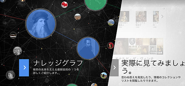 Googleが日本でもKnowledge Graphをスタート