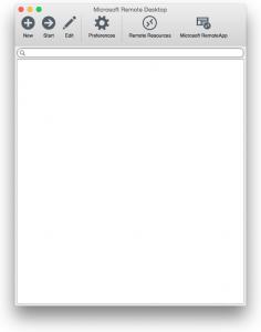 Microsoft RemoteApp