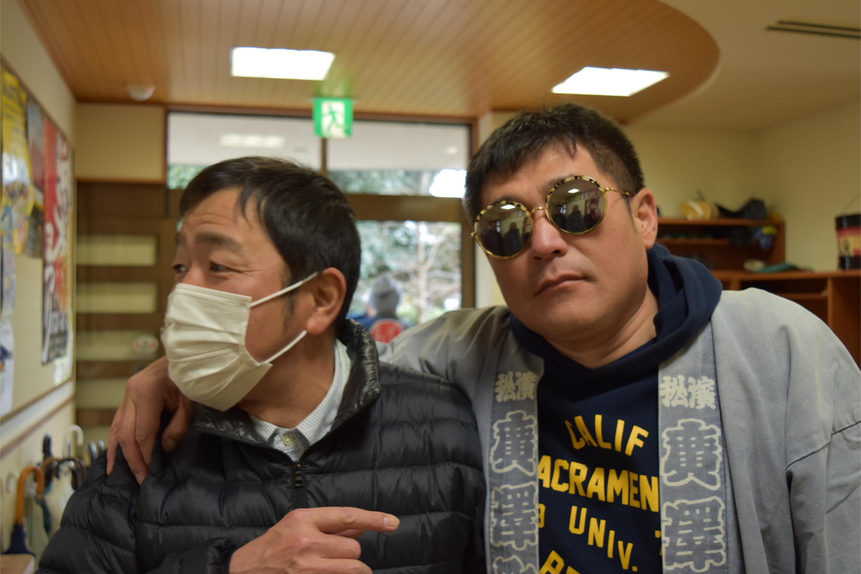 平成29年度広沢町凧揚会ひ組 会所開き
