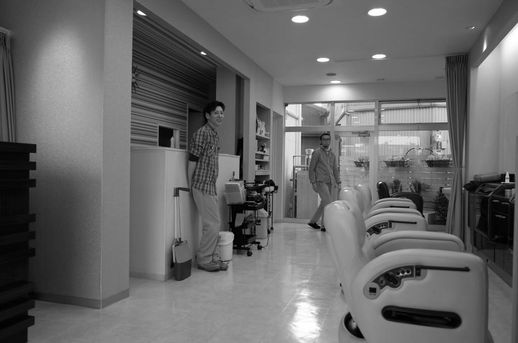 HAIR Salon Fukuzawa Re+