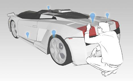 Yanko Design - Drawing in 3D